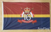 16TH/5TH QUEENS ROYAL LANCERS  - ANYFLAG RANGE - VARIOUS SIZES